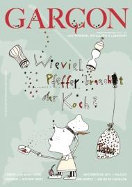 Garcon Ausgabe Nr. 18